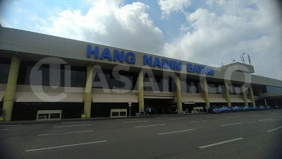 Pengumuman di Bandara Hang Nadim Batam akan Berbahasa Melayu