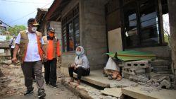 Kepala BNPB Tinjau Wilayah Terdampak Gempa Bali