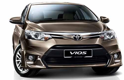 Toyota Vios G