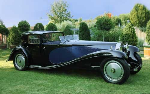 Bugatti Royale Type 41 Kellner Coupe