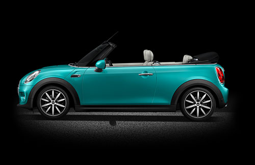 Harga New Mini Cooper Cabrio