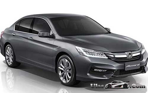 Honda New Accord