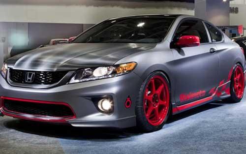 Modifikasi Honda New Accord Terbaru