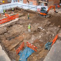 Timelapse offers unique insight into Richard III burial site dig