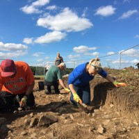 Castle Hill Community Dig Blog 2: A successful first week...