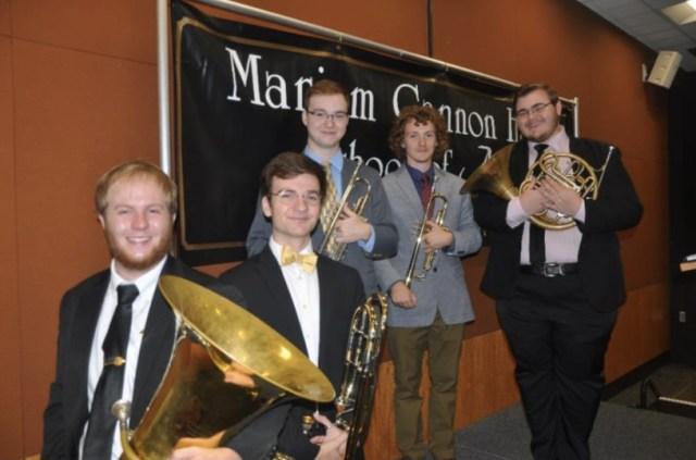 ASU Brass Quintet
