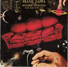 Frank Zappa – One Size Fits All
