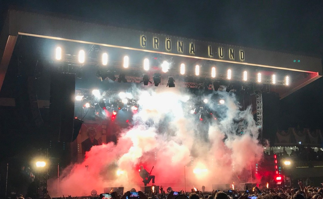 Ghost – Gröna Lund 29 september 2017