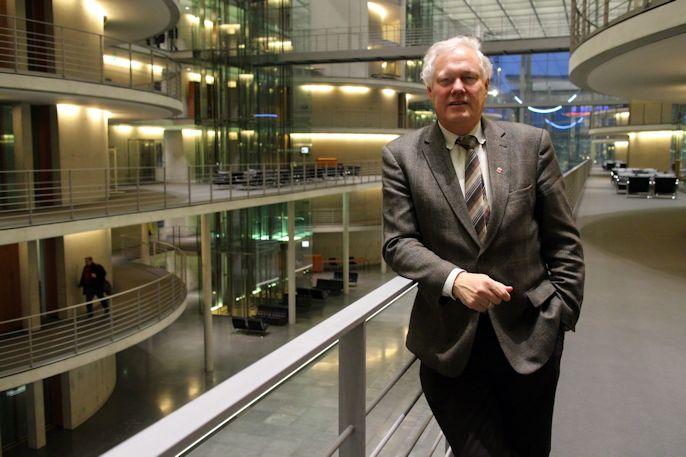 Uli Freese 100 Tage im Bundestag