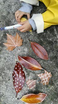 hojas-arboles-pintar-viveros-de-ulia-donostia