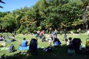 Campa del parque Viveros de Ulia