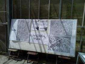 Mapa Histórico Agroalimentario de los Barrios de Donostia en la Fiesta de Primavera en Viveros de Ulia