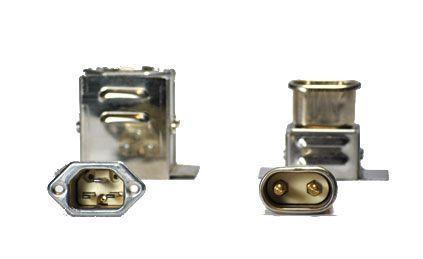 cazoletas de conexión