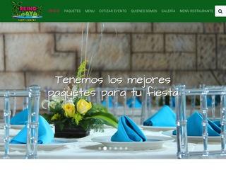 www.reinomayaeventos.com