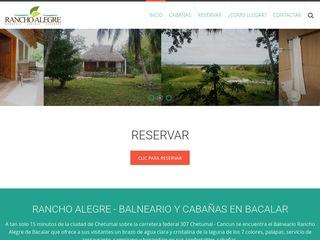Rancho Alegre Bacalar