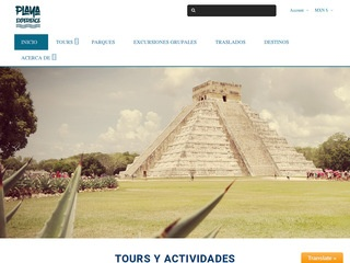 Playa Experience Tours & Travel
