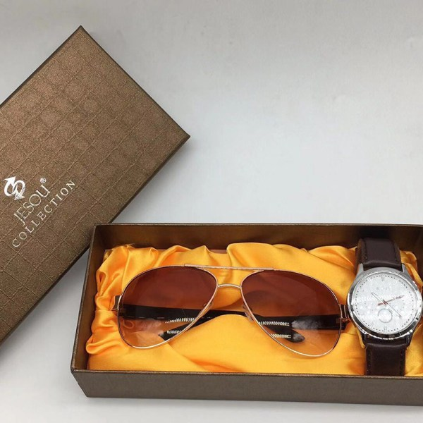 Watch Gift box Father's Day Birthday Men's Gift Set