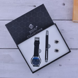 Blast hot fine gift fashion quartz watch pen