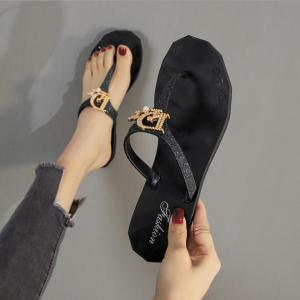 Spring/Summer 2021 Women Luxury Shoes Slipper