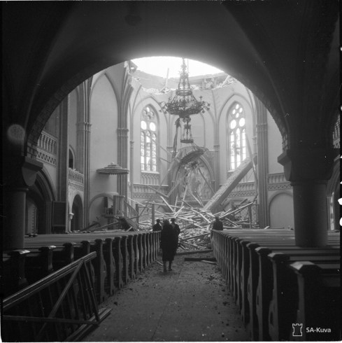 Viipuri cathedral