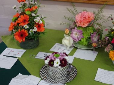Ulles PS flowers in cups