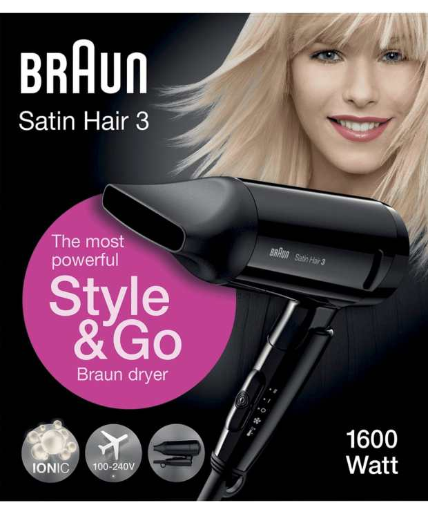 ullrichstore.com Braun Satin Hair 3 HD 350 B3