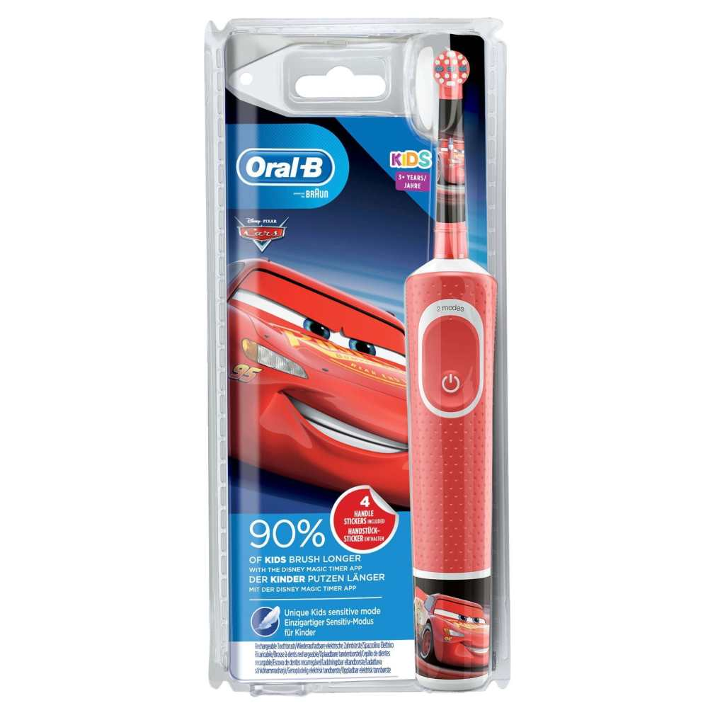ullrichstore.com Oral-B Vitality 100 Kids Cars, CLS Farbe rot3