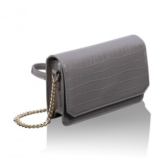 lottie crossbody taupe