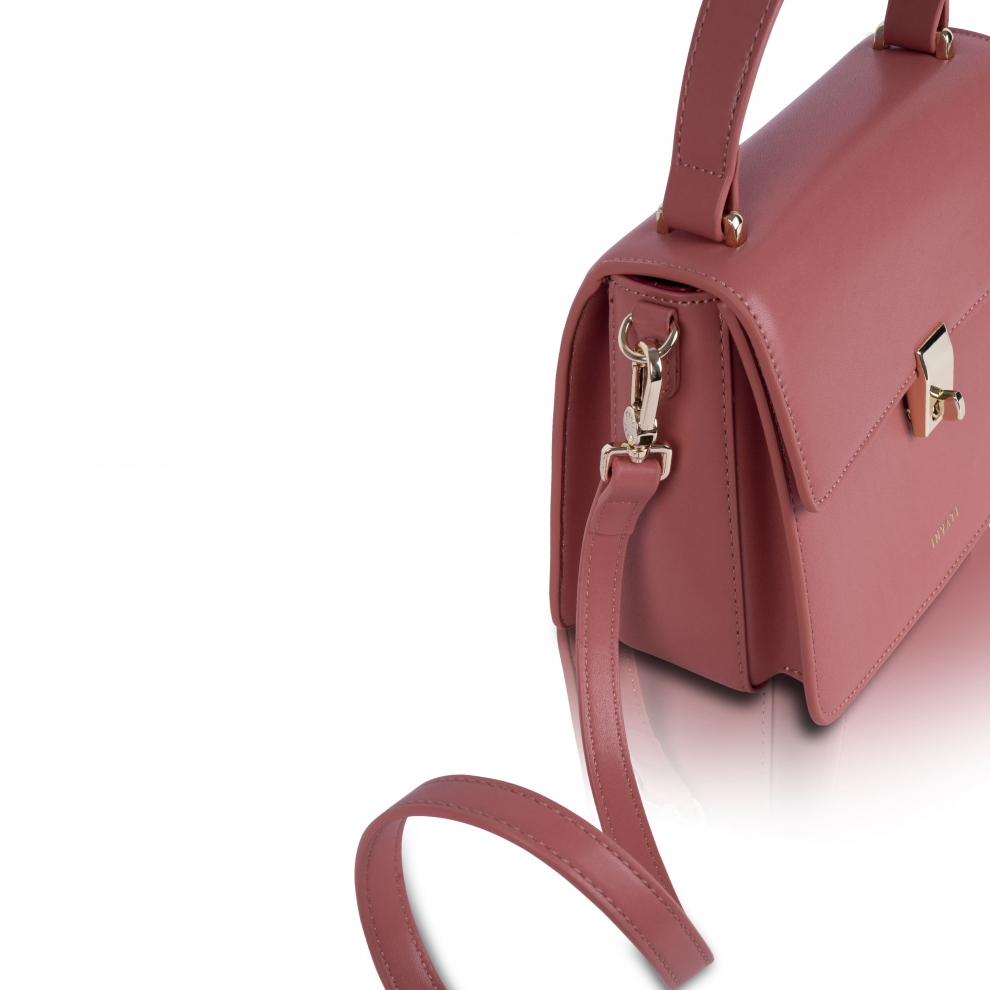 ullrichstore.com inyati Elody Top handle bag - marron2
