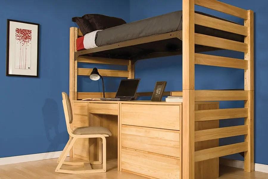 Beds University Loft Company