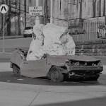 Accident de voiture et vice caché