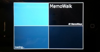 Memowalk-loading
