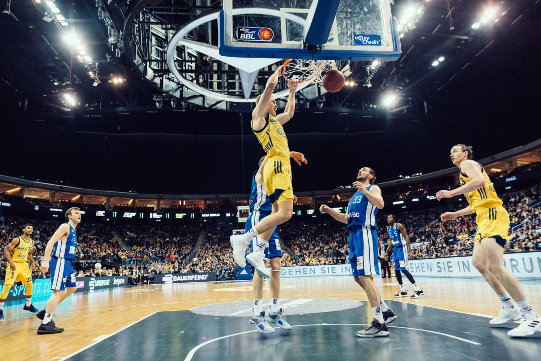 Alba Berlin vs. Fraport Skyliners // Berlin