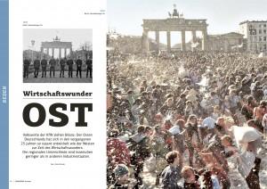 Chancen-Magazin Artikel Wirtschaftswunder Ost