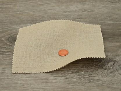 Medium Weight Natural Linen fabric