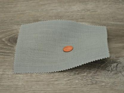 Medium Weight Steel Grey Linen fabric