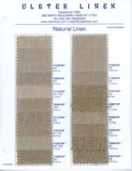Natural Swatch Card