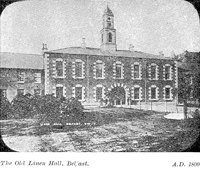 Old Linen Hall Belfast Ireland