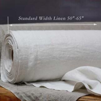 """Standard Width Linen 50""""-65"""""""