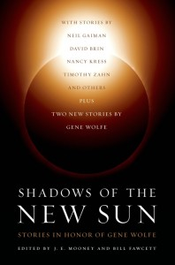 Cover to Shadows of the New Sun
