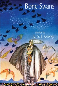 The cover of Bone Swans by C. S. E. Cooney