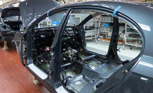 Aumentar la disponibilidad de procesos productivos en plantas automotrices