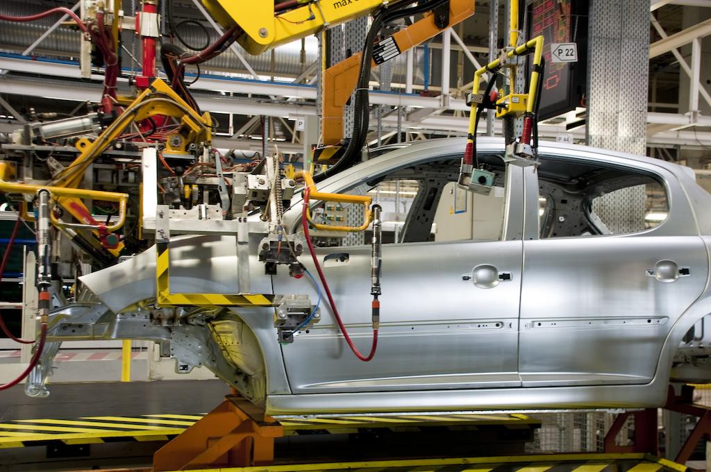 Soluciones de trazabilidad de la producción automotriz