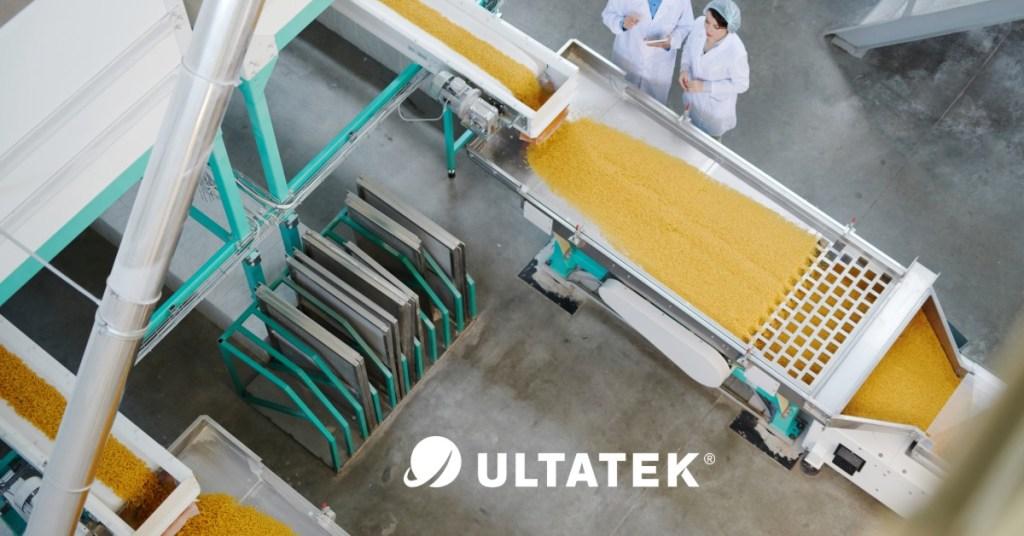 Sistemas de captura de datos en procesos productivos para plantas de alimentos y bebidas