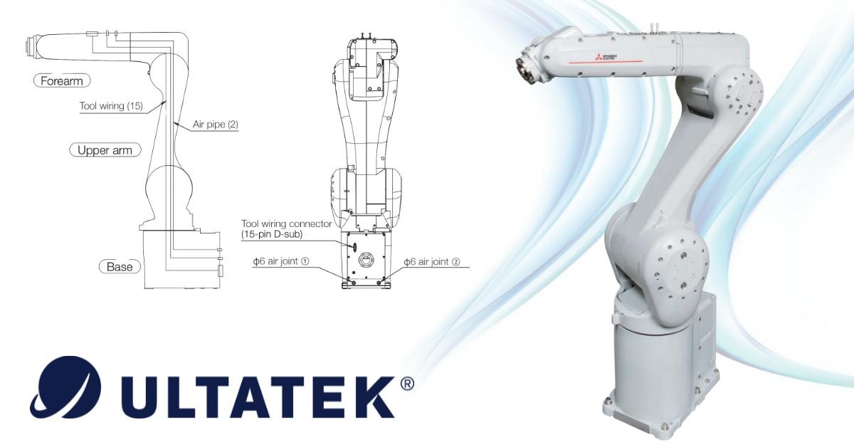 Robot articulado vertical