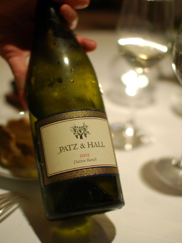 Patz & Hall, Chardonnay, 2005