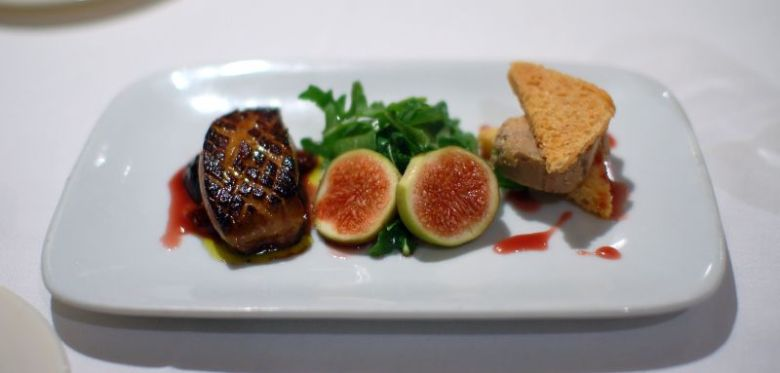 Duo of Hudson Valley Foie Gras