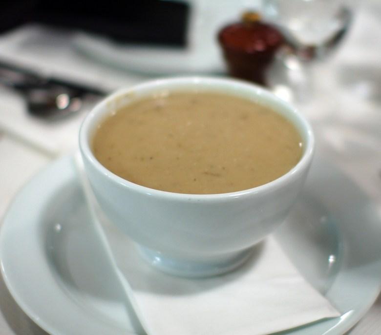 Jerusalem Articoke Soup