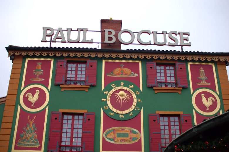Paul Bocuse, l'Auberge de Pont de Collonges