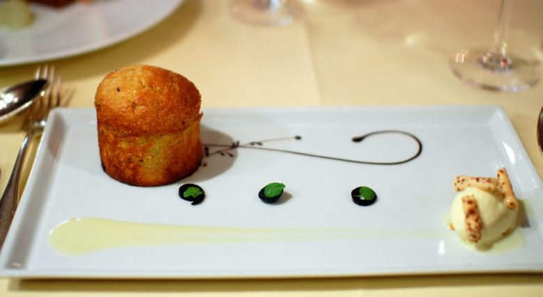 8th Course: Le Citron de Menton